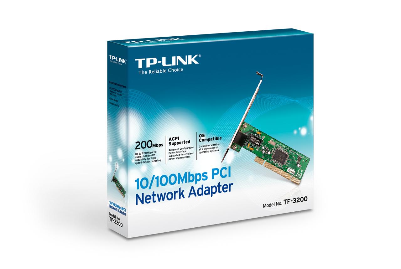 TF-3200 TP-LINK PCMARK PEREIRA COMPUTADORES