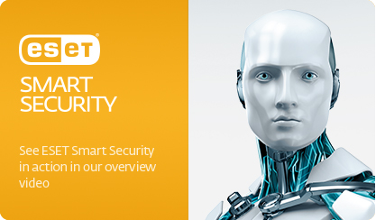 ESET SMART SECURITY HOME