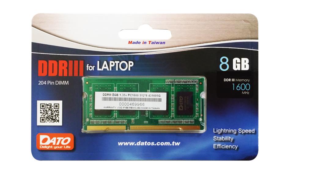 MEMORIAS RAM DDR3L 8GB PC1600 1.35V LAPTOP PCMARK PEREIRA COMPUTADORES